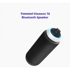 Беспроводная колонка Tronsmart Element T6 DSP 3D Stereo Bluetooth Speaker Bluetooth 2*12W 24W 80dB