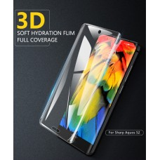 Нано-пленка защитная CHYI 3D Curved Hydrogel Film для экрана для Sharp Aquos S3 mini (2 шт.)