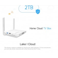 LAKE I Home Cloud TV Box