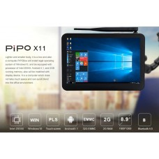 PIPO X11 2/32GB Windows 10 Tablet PC  TV Box