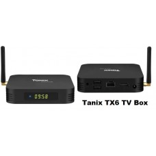 Tanix TX6 TV Box 4/32G
